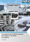 Innovations for HVACR Systems – a new leaflet from EMKA