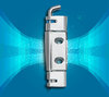 Surface mounted 120° door hinge with secured hinge pin from FDB Panel Fittings