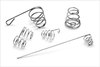 Conical formed compression battery springs from Lee Spring