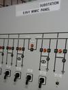 Mimic Panels for Substations