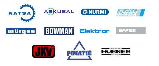 Distributor - Bowman, PFAFF, Hubner, Nurmi