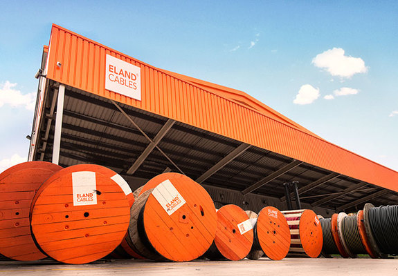 Eland Cables is a leading international supplier of electrical cables, rail cables and cable accessories. Its extensive range is made to British, European and International quality standards.