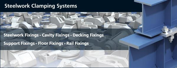 Steelwork Clamping Systems