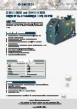 CDX118CD and CWX118CD Single or Dual Wavelength X-ray Sorters