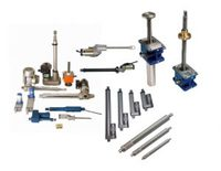 ELECTRIC LINEAR ACTUATORS {Electric Cylinders} are independent systems that create linear movement. These units consist of electric motors, gear reducers and a mechanism that produces an axial movement.