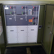 All our Mini Substations are powder coated to customers specification and supplied coastal ready where applicable.