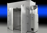 Despatch offers options for drying ovens that include HEPA filtration, inert atmosphere and Class A clean process capabilities.