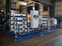 Genesis Water Technologies offers seawater desalination systems that are fully customizable, compact space saving design and easily manageable.