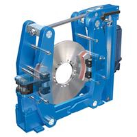 Sibre Twin Caliper Brakes type TEXU Service or emergency stop brake for container cranes, belt conveyor, bucket wheel excavator.
