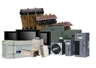 PLC's, HMI Screens, Chokes, Sinewave Filters, Servo Drives & Motors, Resistors and more