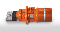 Flanged Screen Devices FD have been specifically designed and optimized to be applied onto horizontal or inclined vibrating equipments on mobile and stationary plants.
