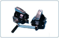 "The ""Tango"" wire rope winch is a award winning for design and innovative technology, this winch is suitable for wall or console mounting."