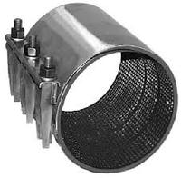 Contact us for more information on seal clamps and exhaust seal clamps