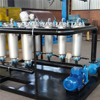 From crude oil to heavy bunker fuels, we have experience with a large variety of systems which work extremely well, i.e.:  Duplex type basket strainers Automatic self-cleaning strainers