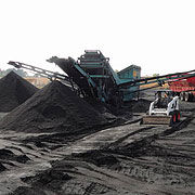 Vereeniging Coal Company currently has contracts with various leading mining houses to supply us with a variety of coal.