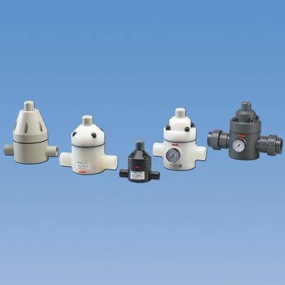 Frank Series Pressure Regulators and Pressure Relief Valves
