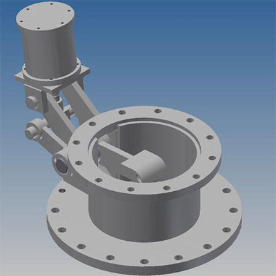 Cone Valve, Material Inlet Valve, Material Handling Valves