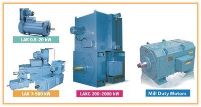DC Motors, Electric DC Motors, Mill Duty Motors