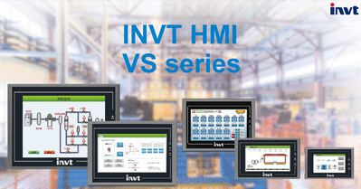 INVT HMI VS Series