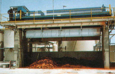 Filter Presses in the Mining Industry and Process Applications