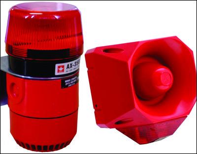 Audible & Visual Warning Devices