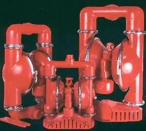 Sureflow Air Operated Diaphragm Pump