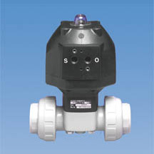 Asahi/America Diaphragm Valves Now Made in the USA