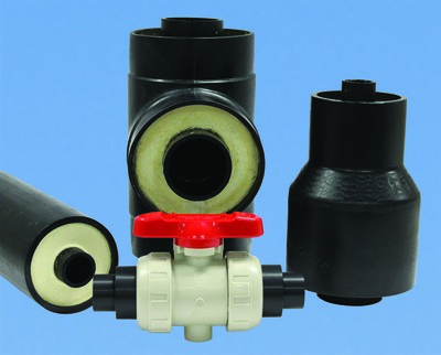 COOLSAFE™ Pre-Insulated Piping System Introduced