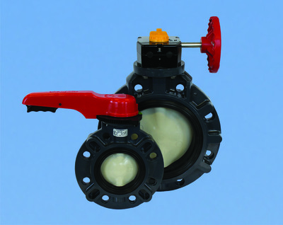 Asahi/America Introduces Type-57P Butterfly Valves