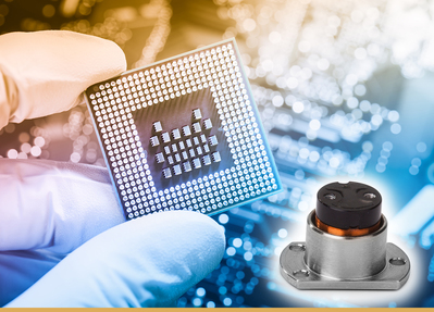 New VCA's Meet High-Purity and Near Zero Out-Gassing Demands for Semiconductor, Military and Space