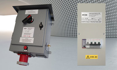 FDB Electrical Protection for industrial applications including rail and military