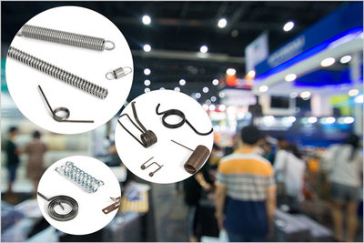 Lee Spring at Southern Manufacturing & Electronics Exhibition, Farnborough, 11-13th February 2020, S
