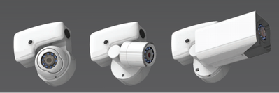 New -Enclosures for CCTV Cameras