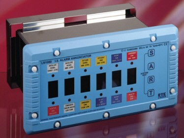 LN1000 Intrinsically Safe Alarm Annunciator