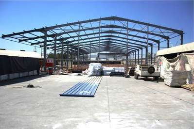 Agri Superior: Olifantsfontein Industrial Steel Buildings