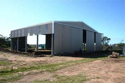 Port Alfred Steel Frame Structure